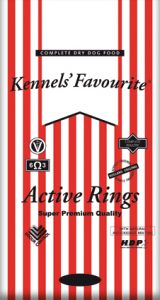 Kennel´s Favourite Active Rings 4 KG