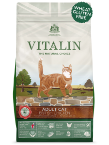 Vitalin Adult Cat, Kip 1.5 kg